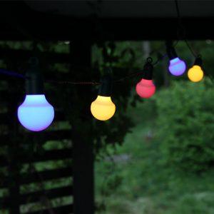 LED-ljusslinga Hooky RGB