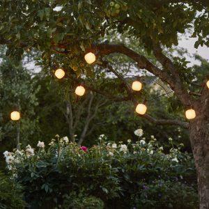 LED-ljusslinga Circus Maxi