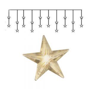 Ljusgardin Star Light