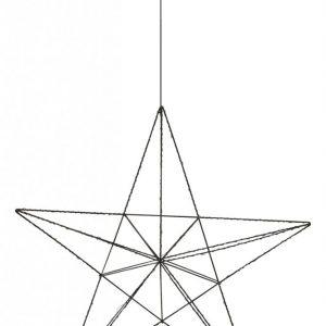 3D-Star julstjärna 75cm IP44