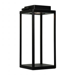 Dyberg Larsen Lucca LED-lykta batteri höjd 34 cm