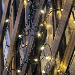 Ljusslinga 40L 4m LED (Svart)
